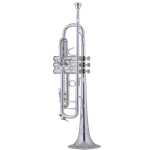 Bach 190S43 Professional Stradivarius Bb Trumpet - Silver