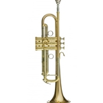 B&S X-Series MBX3 Heritage Professional Bb Trumpet - Lacquer