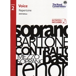 Royal Conservatory Voice Repertoire (2019 Edition) - Level 2