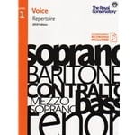 Royal Conservatory Voice Repertoire (2019 Edition) - Level 1