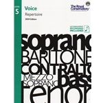Royal Conservatory Voice Repertoire (2019 Edition) - Level 5