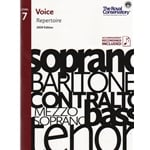 Royal Conservatory Voice Repertoire (2019 Edition) - Level 7