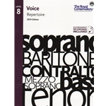 Royal Conservatory Voice Repertoire (2019 Edition) - Level 8