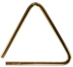 "Grover TR-B-4 4"" Bronze Series Piccolo Triangle"