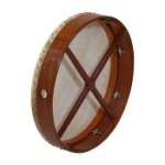"Roosebeck Tunable Sheesham Bodhran Cross-Bar 18"" x 3.5"""