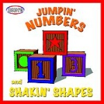Heidi Songs Jumpin Numbers and Shakin Shapes Vol 1 CD