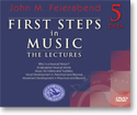 First Steps in Music - The Lectures - 5 DVD Set