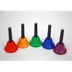 Chroma-Notes Handbells 5 Note Chromatic Add-On