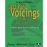 Jazz Piano Voicings (from Jamey Aebersold, Vol. 1)