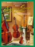 Artistry in Strings Book 1 with CDs - Cello