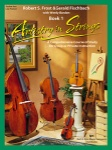 Artistry in Strings Book 1 with CDs - String Bass Low Position