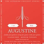 Augustine Classic Red Set Medium Tension Classical Guitar Strings