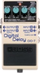 BOSS DD-7 Digital Delay Guitar Pedal