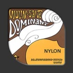 Dominant 1/2 Violin E String, Chrome