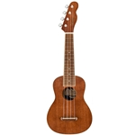 Fender Seaside Soprano Ukulele, Natural