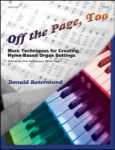Off the Page, Too - Organ