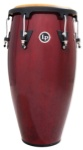 "LP Aspire LPA611-DW Wood 11"" Conga (Dark Wood)"