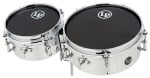 "LP845-K 6"" & 8"" Mini Timbales with Mounting Bracket"