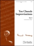 10 Chorale Improvisations Set 4 - Organ