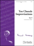 10 Chorale Improvisations Set 5 - Organ