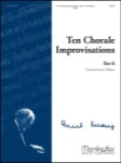 10 Chorale Improvisations Set 6 - Organ