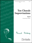 10 Chorale Improvisations Set 8 - Organ