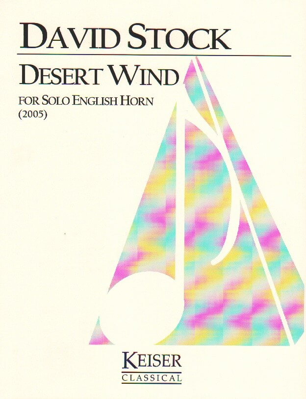 Desert Wind - English Horn Unaccompanied