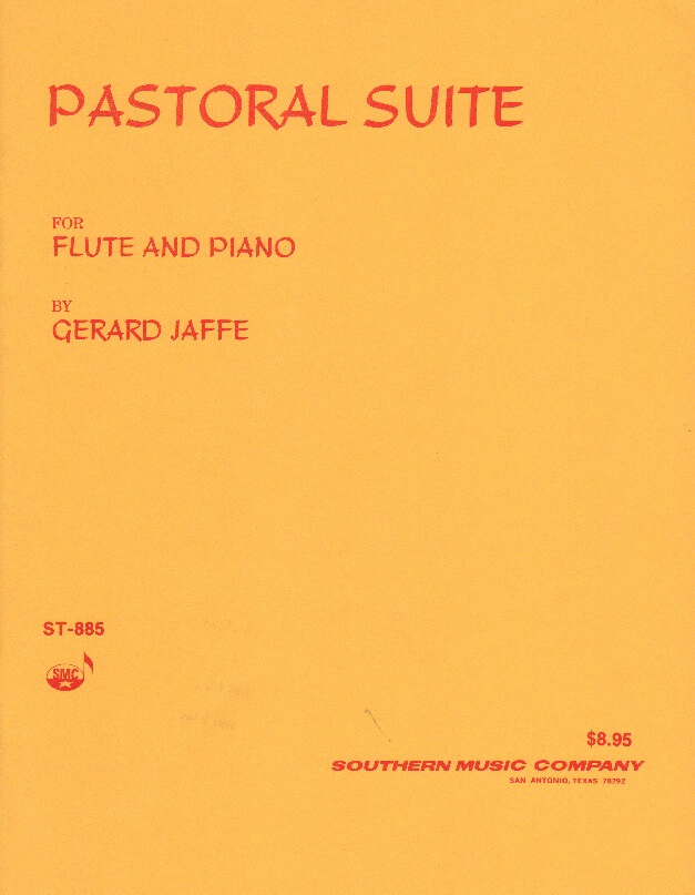 Pastoral Suite - Flute and Piano