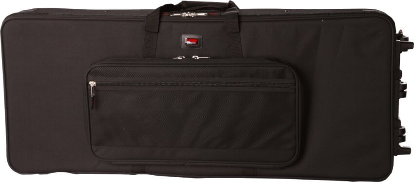Gator GK-88 Rigid EPS Case w/ Wheels for 88 Note Keyboards