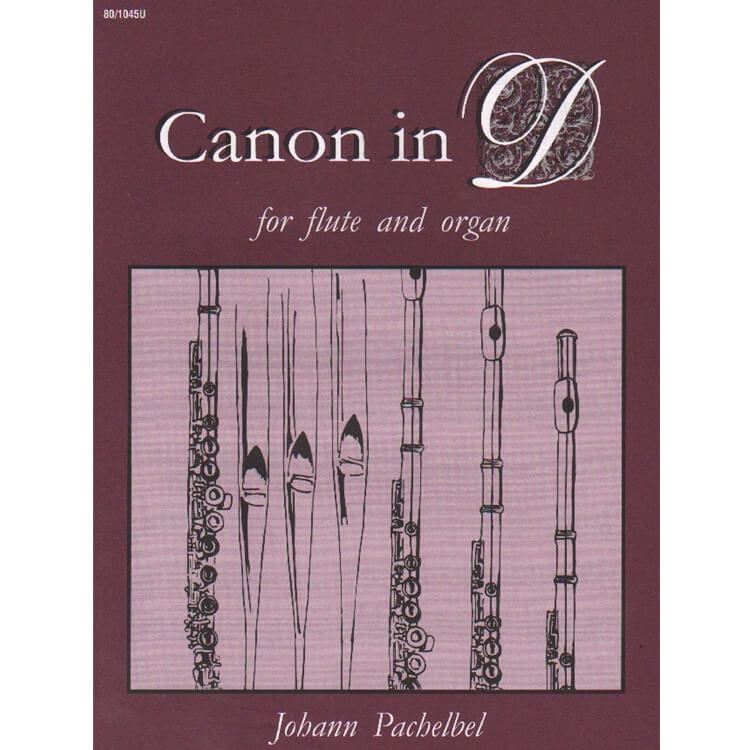Canon in D - Flute and Organ