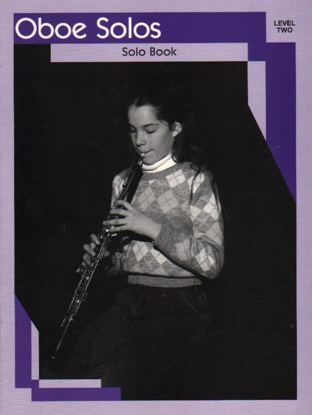 Oboe Solos, Level 2 - Oboe Part