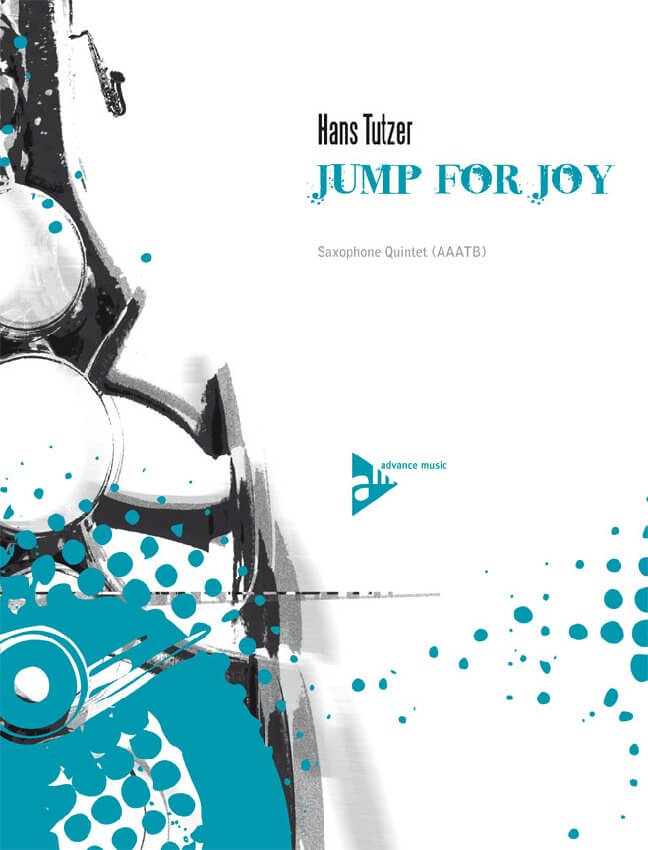 Jump for Joy - Sax Quintet AAATB