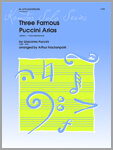 3 Famous Puccini Arias - Alto Sax and Piano