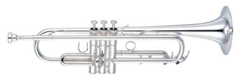 Yamaha YTR-8310ZS Xeno Silver Professional Trumpet