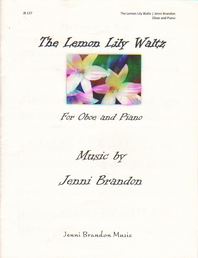 Lemon Lily Waltz - Oboe and Piano