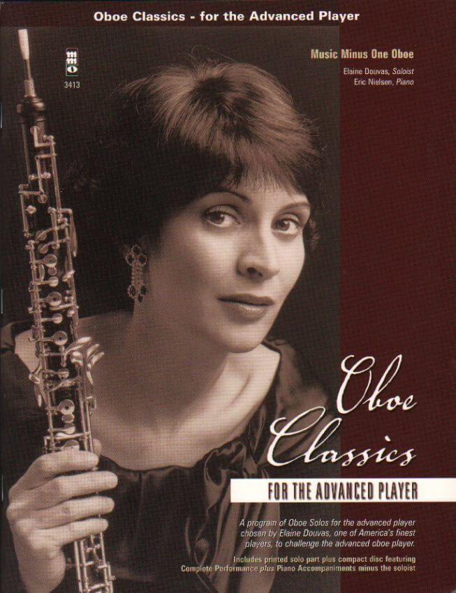 Oboe Classics for the Advanced Player - Oboe and CD