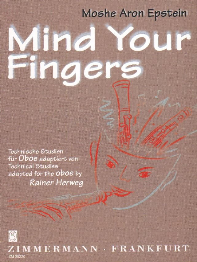 Mind Your Fingers - Oboe