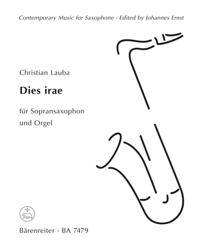 Dies Irae - Soprano Sax and Organ