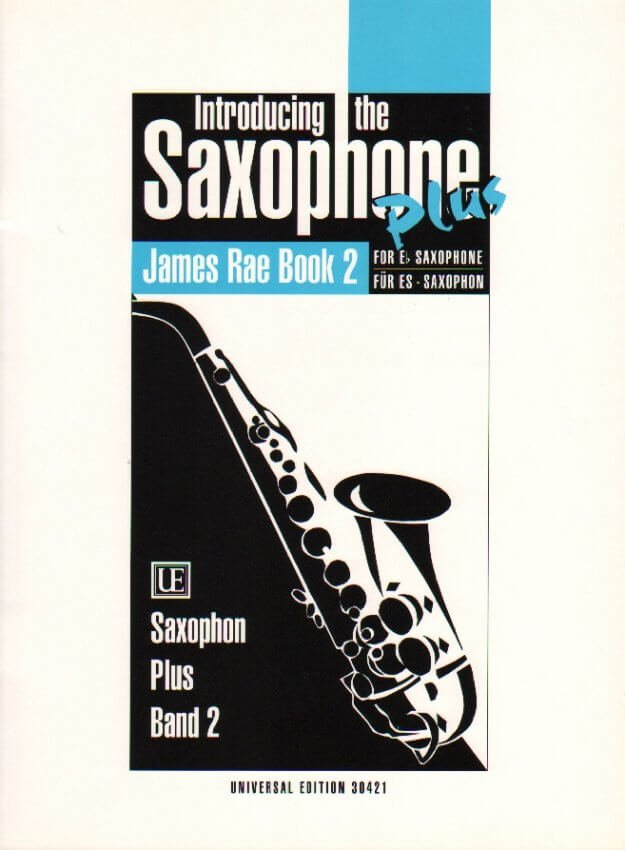 Introducing the Saxophone Plus, Book 2 - Alto Sax and Piano