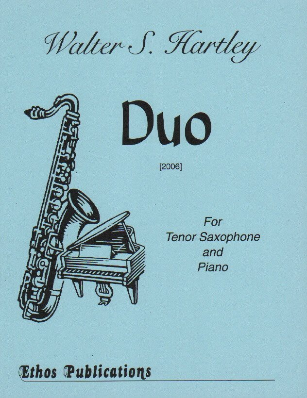 Duo - Tenor Sax and Piano