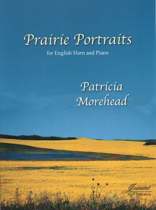 Prairie Portraits - English Horn and Piano