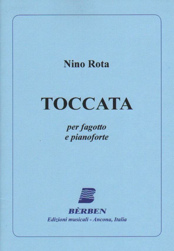 Toccata - Bassoon and Piano