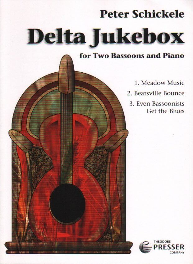 Delta Jukebox - Bassoon Duet and Piano