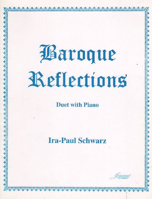 Baroque Reflections - Woodwind Duet and Piano