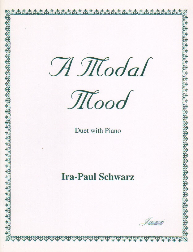 Modal Mood, A - Woodwind Duet and Piano