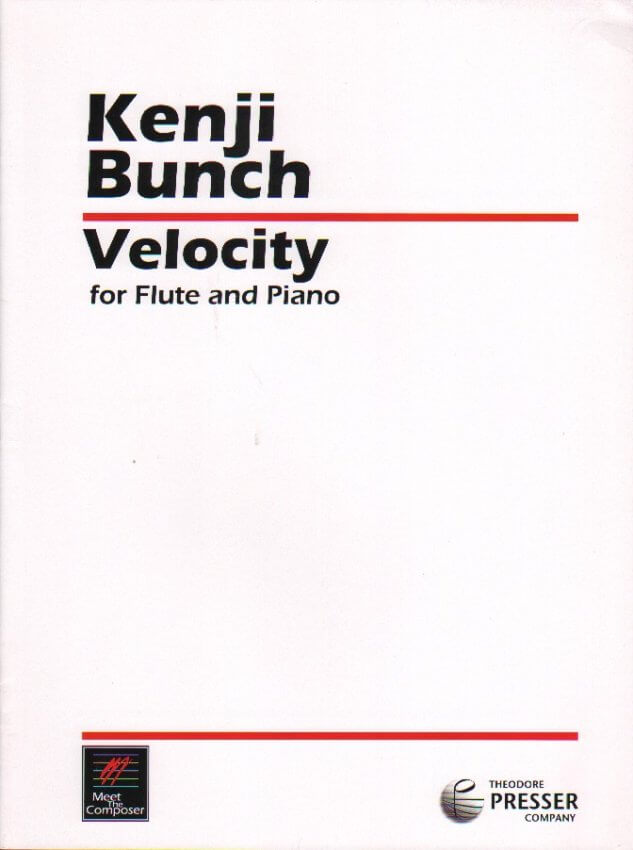 Velocity - Flute and Piano