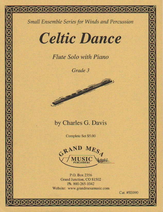 Celtic Dance - Flute and Piano
