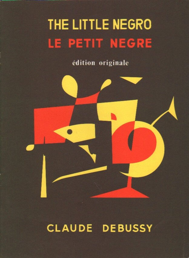 Le Petit Negre - Flute and Piano