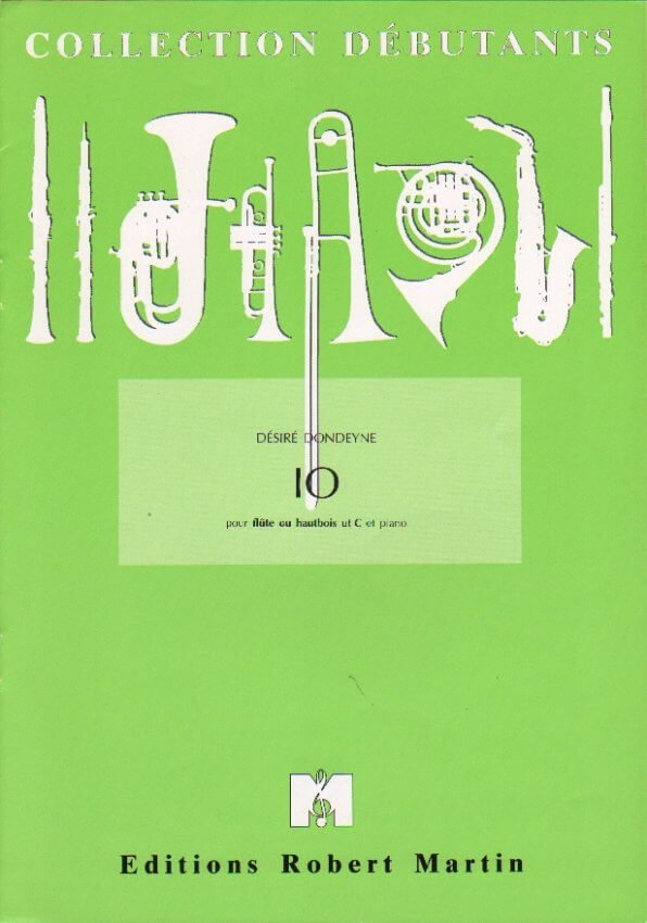 Io - Flute (or Oboe) and Piano