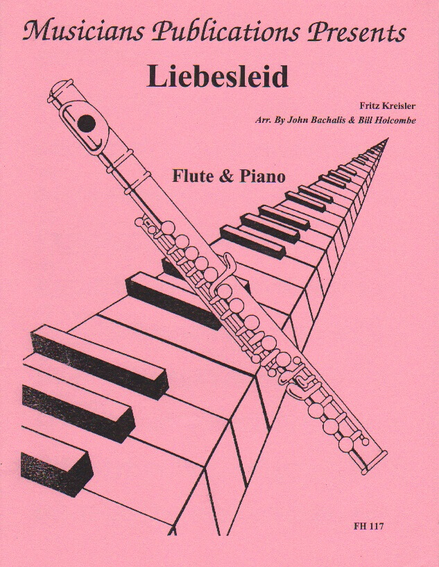 Liebesleid - Flute and Piano